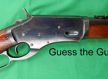 It's time now for Guess the Gun!