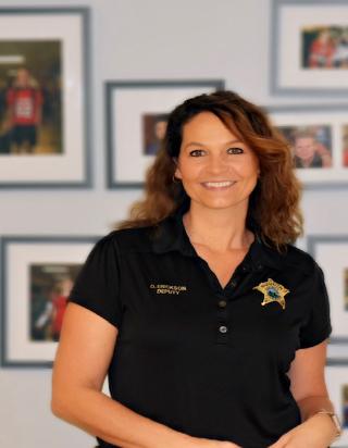 Deputy Danelle Erickson, Washington County Sheriff's Office