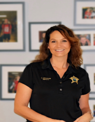 Deputy Danelle Erickson, Washington County Sheriff's Office