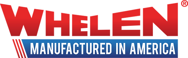 Whelen Manufactured In America.