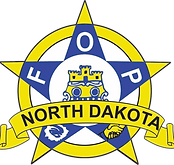North Dakota Fraternal Order of Police - Logo