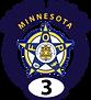 MN FOP Metro Lodge 3 Logo