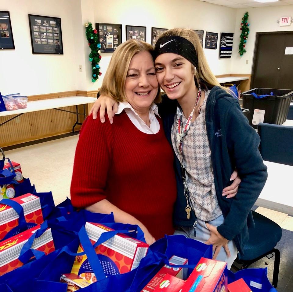 Christmas Food Bags 2019