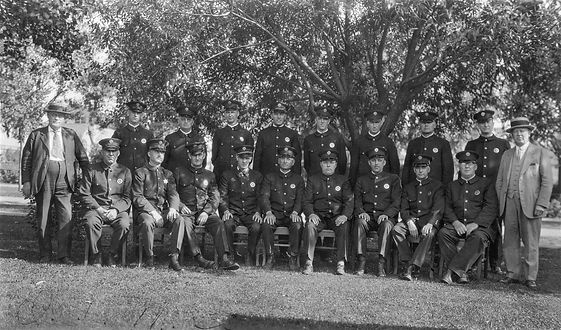 Historic Photo - Staff - Virginia Police Department