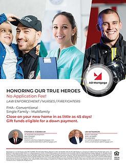 GA FOP - Honoring Our Heroes