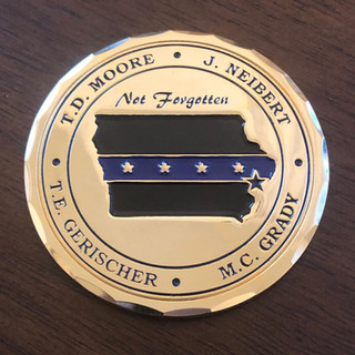 CODE4PSE Challenge Coin