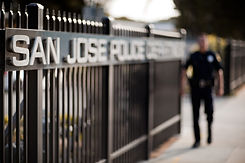 San Jose Police Officer's Association - Strip Background 1