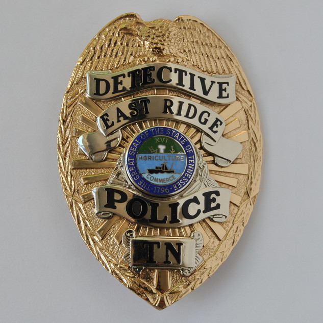 Detective - East Ridge - Police - TN