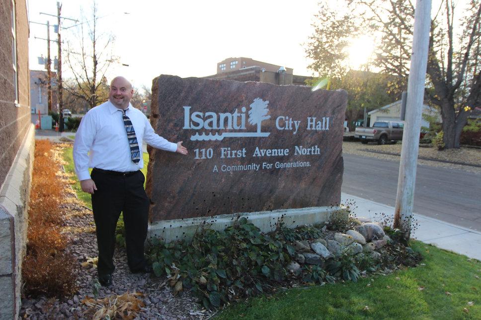 Jeff Johnson | Mayor of the City of Isan
