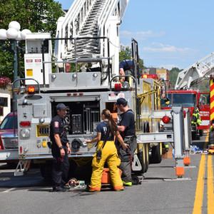 Virginia Fire Department - Ladder Truck