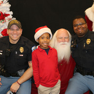 Cops and Kids Shopping 2019