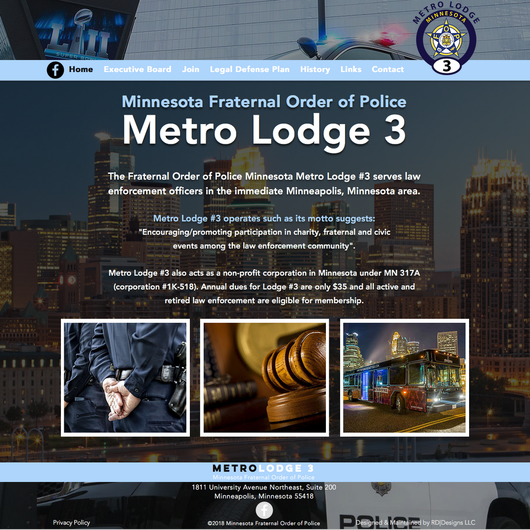 Metro Lodge 3 - Minnesota Fraternal Order of Police