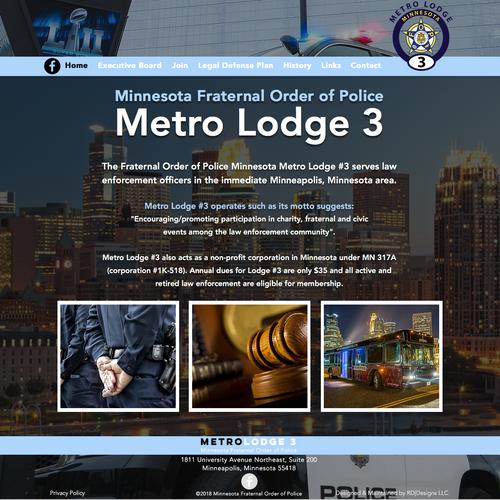 Metro Lodge 3 - Minnesota Fraternal Order of Police