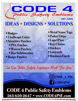 www.CODE4PSE.com - 2020 Flyer