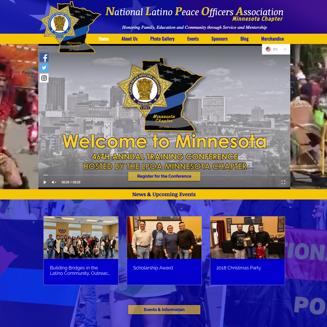 Minnesota National Latino Peace Officers Association