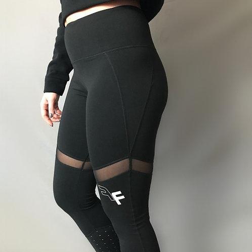 Panelled Leggings