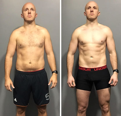 Fitnatix I Body Transformation I Lose Body Fat I Increase Muscle Mass