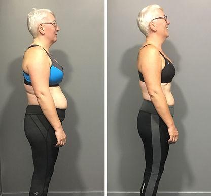 Fitnatix I Sharon I Real Results I Personal Training