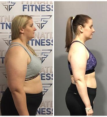 Fitnatix I Michelle I Body Transformation I PT