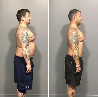 Fitnatix I  Darren - Fat Loss I Lean Muscle Mass & Fat Loss