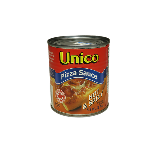Unico Pizza Sauce – Hot & Spicy