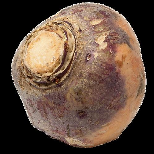 Waxed Turnips