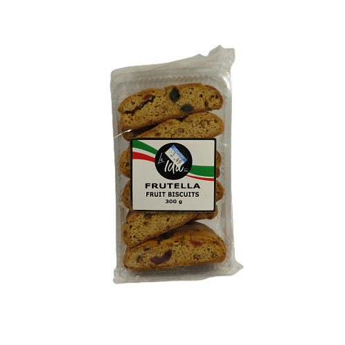 La Ida Foods Frutella – Fruit Biscuits