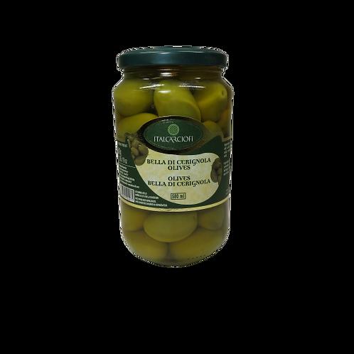 Italcarciofi Bella Di Cerignola Olives