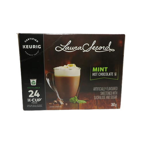 Laura Secord Mint Hot Chocolate Keurig K-Cups
