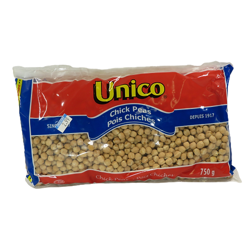 Unico Chickpeas (package)