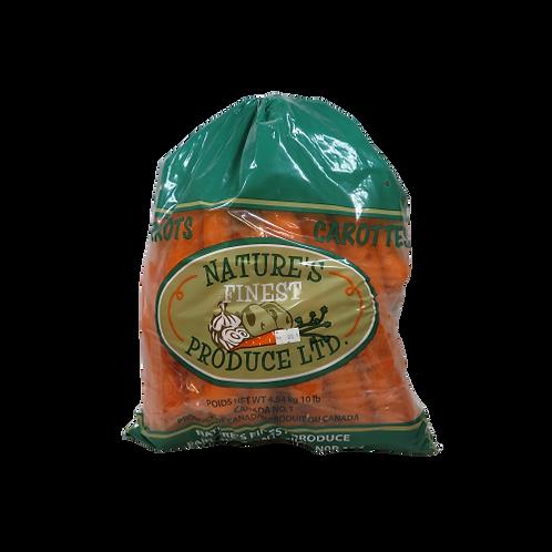 Carrots (10 lb. bag)