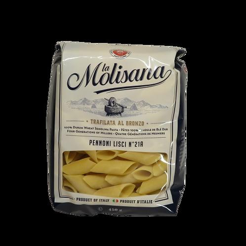 La Molisana Pennoni Lisci No. 21A Pasta