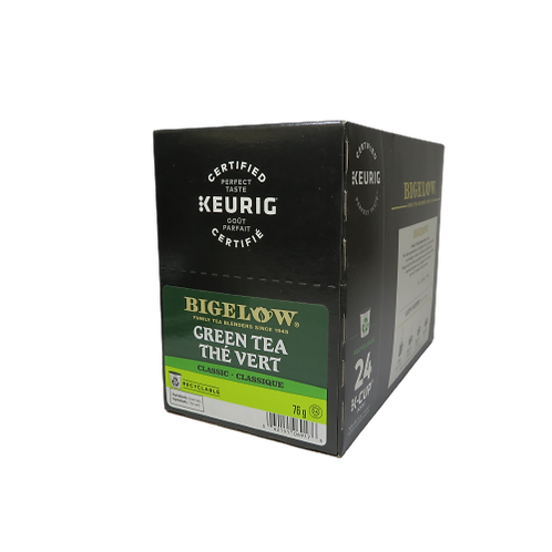 Big-e-Low Green Tea Keurig K-Cups