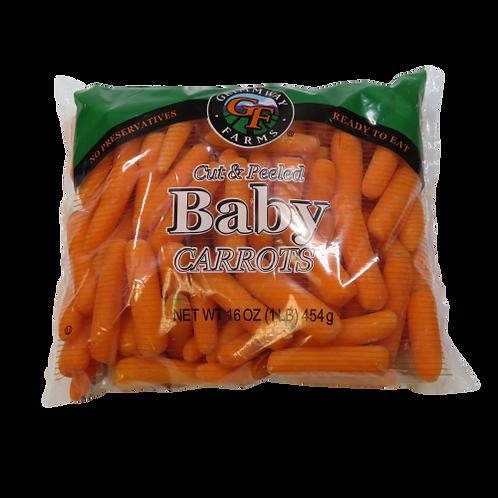 Mini Carrots