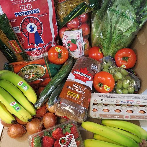 Silverstein's Lockdown Essential Grocery Box