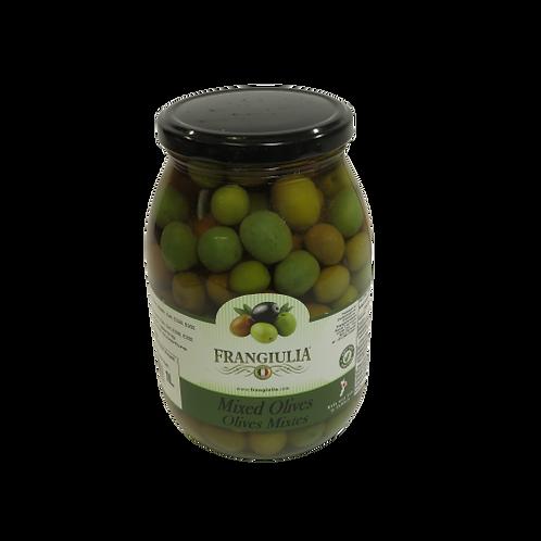 Frangiulia – Olives