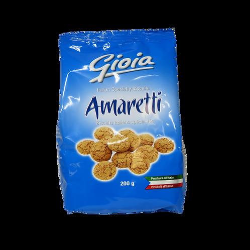 Gioia Amaretti Biscuits