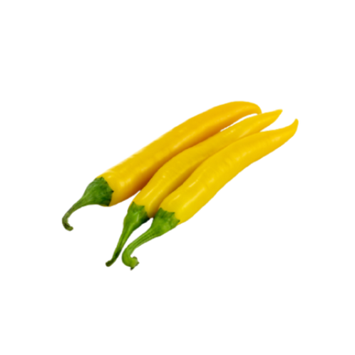 Yellow Hot Peppers