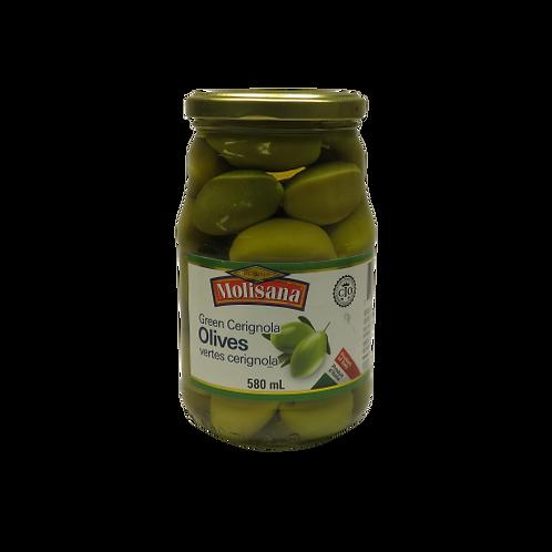 Molisana Green Cerignola Olives