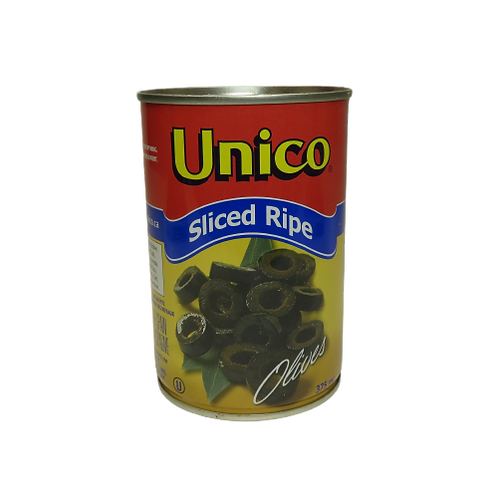 Unico Sliced Ripe Olives (canned)