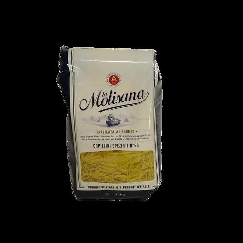 La Molisana Capellini Spezzati No. 58 Pasta