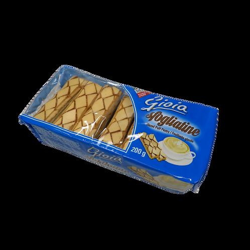 Gioia Sfogliatine Puff Pastry