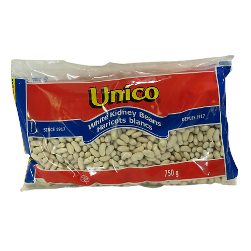 Unico White Kidney Beans (package)