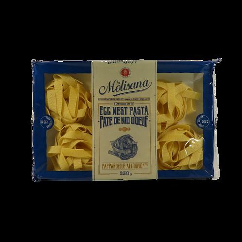 La Molisana Egg Nest Pasta - Pappardelle All 'Uovo