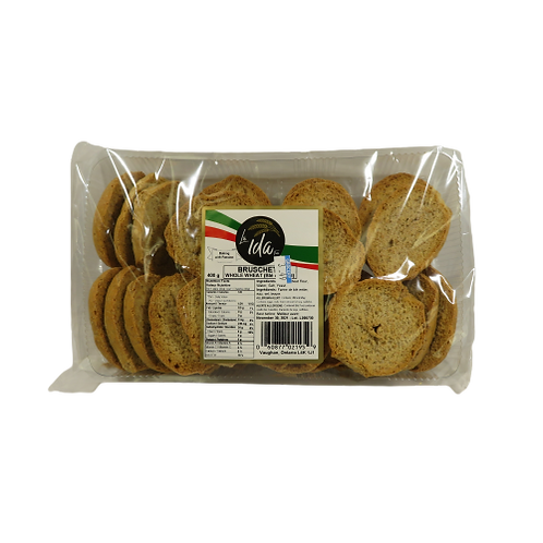 La Ida Foods Bruschetta (Whole Wheat)