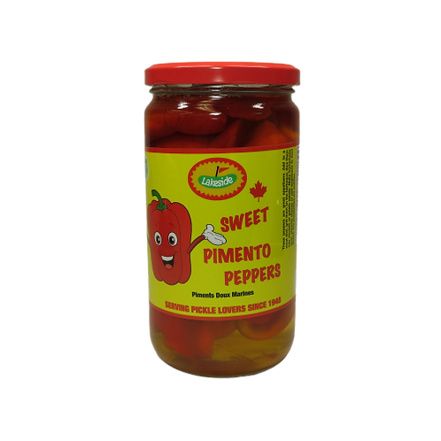Lakeside Sweet Pimento Peppers