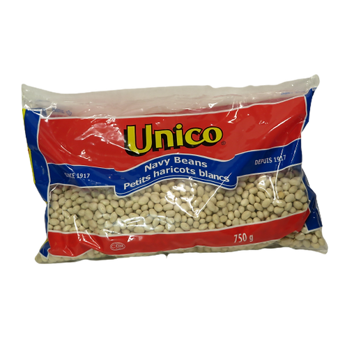 Unico Navy Beans (package)