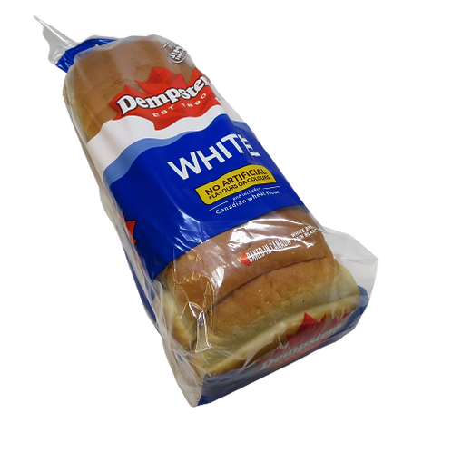 Dempsters White (No Artificial Flavour) – Loaf of Bread