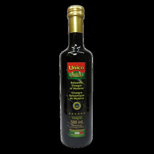Unico Balsamic Vinegar of Modena (6% Acedic)