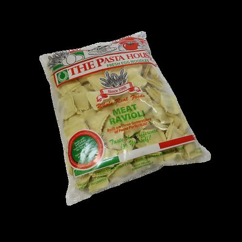 Fresh Egg Noodle – Meat Ravioli
